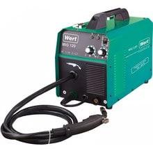 Инверторный сварочный полуавтомат WERT MIG 120
