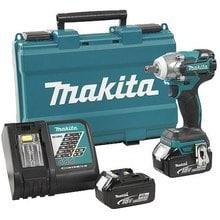Аккумуляторный гайковерт 18В Makita DTW285RME
