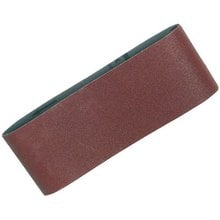 Лента шлифовальная Elitech 1110.005700 (75х457 мм; P100; 3 шт)