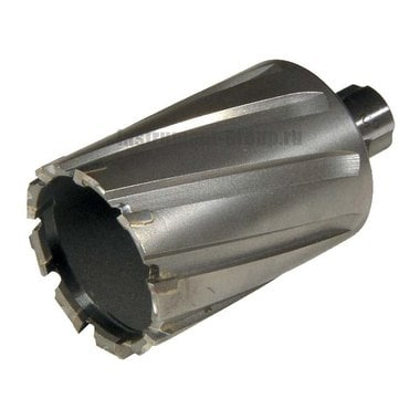 Фреза по металлу с твердосплавными наконечниками Elmos ct5012 (12х50 мм)