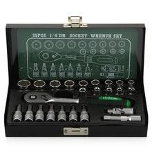 Набор инструмента 25 предметов Hitachi HTC-774010