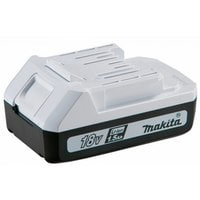 Аккумулятор 1815G Makita 198186-3 (18 В; 1.5 Ач; Li-Ion; G-batt)