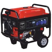 Генератор бензиновый Elitech БЭС 12500ЕАМК