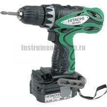 Аккумуляторная дрель-шуруповерт Hitachi DS14DFL