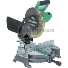 Пила торцовочная Hitachi C10FCE2