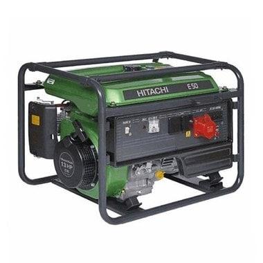 Генератор бензиновый Hitachi E50 3P