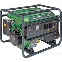 Генератор бензиновый Hitachi E57S 3P