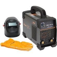 Сварочный инвертор Сварог ARC 200 REAL (Z238) Black (маска+краги)