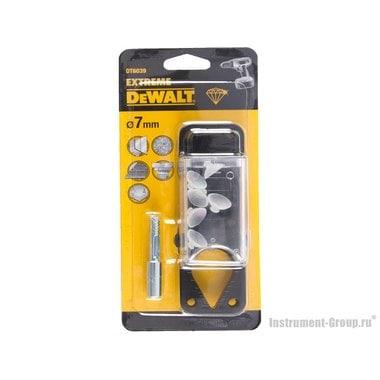 Сверло для плитки 7 мм с системой подачи воды DeWalt DT 6039