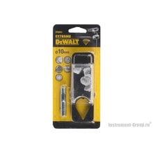 Сверло для плитки 10 мм с системой подачи воды DeWalt DT 6041
