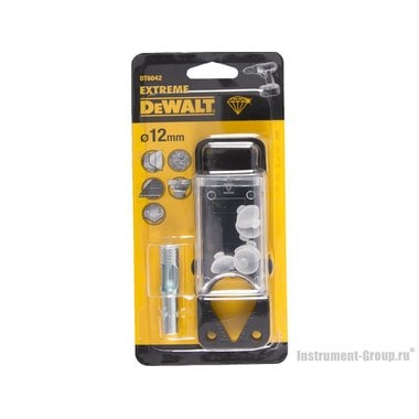 Сверло для плитки 12 мм с системой подачи воды DeWalt DT 6042