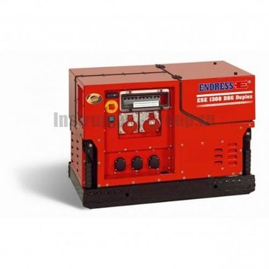 Генератор бензиновый ENDRESS ESE 1308 DHS-GT ES Silent (131 008A)