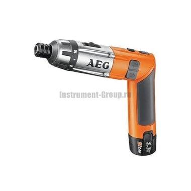Аккумуляторная отвертка AEG 413165(SE 3.6 Li)