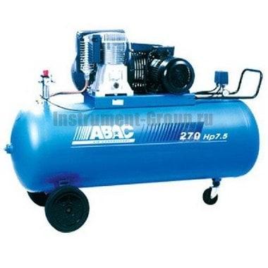 Масляный двухступенчатый ременной компрессор ABAC B 6000/500 FT 7.5 15 bar