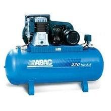 Масляный двухступенчатый ременной компрессор ABAC B 7000/270 FT