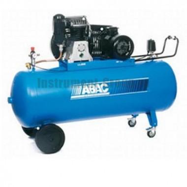 Масляный двухступенчатый ременной компрессор ABAC B3800B 200CT