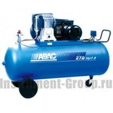 Масляный двухступенчатый ременной компрессор ABAC B6000 270CТ 7.5 HP