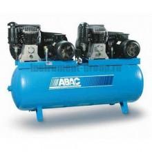 Масляный двухступенчатый ременной компрессор ABAC B6000/500T
