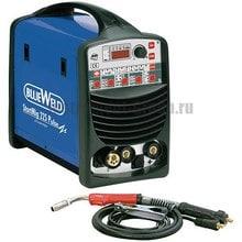 Инверторный сварочный полуавтомат BlueWeld STARMIG 225 PULSE + набор 801160