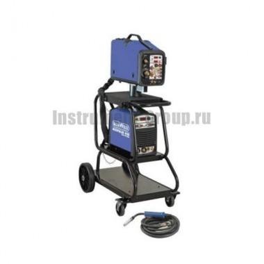 Цифровой сварочный полуавтомат BlueWeld INVERPULSE 420 R.A.