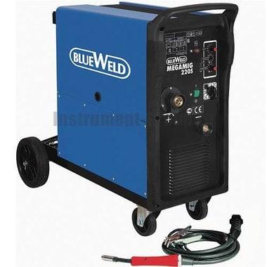 Сварочный полуавтомат BlueWeld Megamig 220S