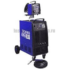 Сварочный полуавтомат BlueWeld TRONIMIG 410 SYNER/PULSE R.A.