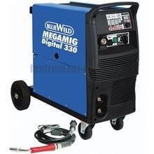 Цифровой сварочный полуавтомат BlueWeld Megamig DIGITAL 330