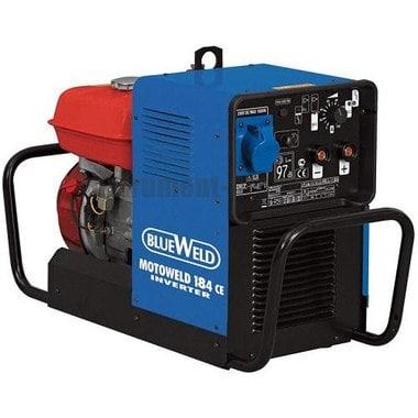 Инверторный сварочный генератор BlueWeld Motoweld 184 CE