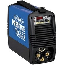 Сварочный инвертор BlueWeld Prestige TIG 222 AC/DC HF/Lift + набор аксессуаров 802607
