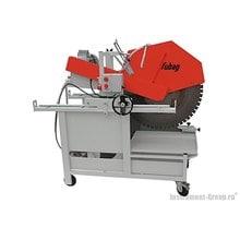 Электрический станок для резки плитки и камня Fubag PK 100N