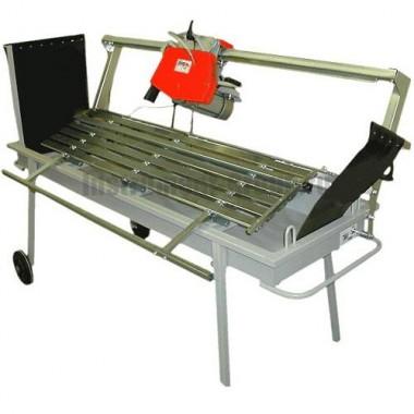 Электрический станок с поворотной рамой для резки плитки и камня Fubag PKH 35A 150M