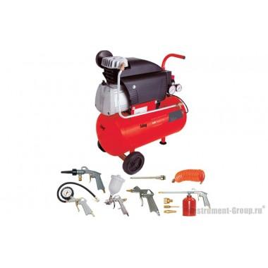 Набор компрессорного оборудования Fubag AIR MASTER KIT (8 предметов в комплекте)