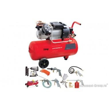 Набор компрессорного оборудования Fubag AUTO MASTER KIT (11 предметов в комплекте)