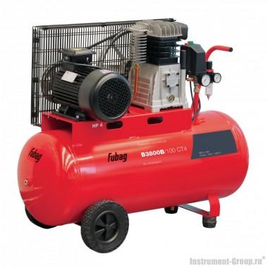 Масляный ременной компрессор Fubag B 3800B/100 CT 4