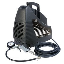 Безмасляный компрессор Fubag HANDY AIR OL 195 с набором