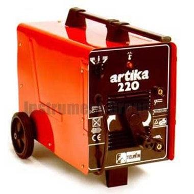 Электродный (ручной) сварочный аппарат TELWIN ARTIKA 220 230-400V