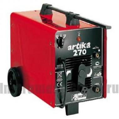 Электродный (ручной) сварочный аппарат TELWIN ARTIKA 270 230-400V