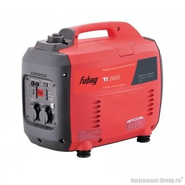 Инверторный цифровой генератор Fubag TI 2600