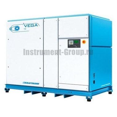 Винтовой компрессор Kraftmann VEGA 11-8 R 270