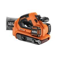 Аккумуляторная ленточная шлифмашина AEG 459582(BHBS18-75BL-0)