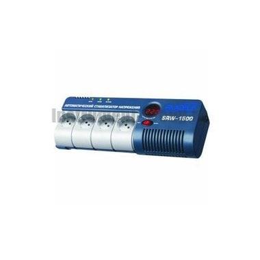 Стабилизатор напряжения однофазный цифровой Rucelf SRW-1500-D (настенный)