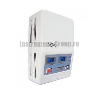 Стабилизатор напряжения однофазный электромеханический Rucelf SDW-3000-D (настенный)