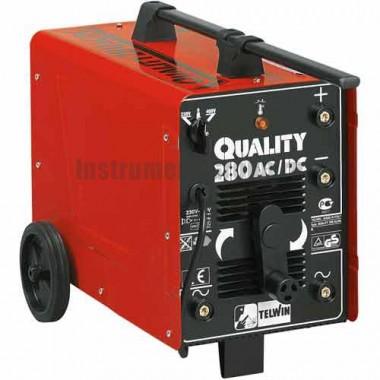 Сварочный выпрямитель переменного/постоянного тока TELWIN QUALITY 280 AC/DC