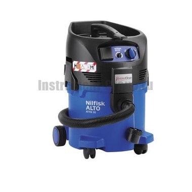 Промышленный пылесос для работы с вредными и опасными веществами Nilfisk-ALTO ATTIX 30-2M XC