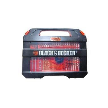 Набор насадок Black & Decker A 7154 (100 шт.)