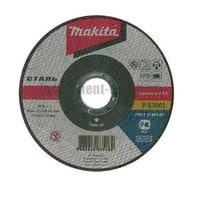 Диск отрезной по металлу Makita P-53001 (115х22.2х1 мм)