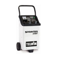 Пуско-зарядное устройство Telwin SPRINTER 3000 START 12-24V (829390)
