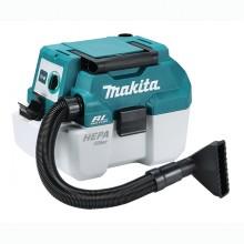 Аккумуляторный пылесос 18В Makita DVC750LZ