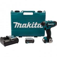 Аккумуляторный шуруповерт Makita DF033DWAE