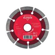 Диск алмазный сегментный Elitech 1110.008500 (350х25.4 мм, для бетона)